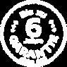 Logo 6 Jahre Garantie weiss